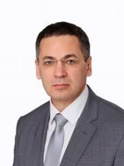 Депутат Садовских Олег Леонидович