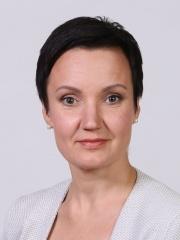 Депутат Тарасова Елена Сергеевна