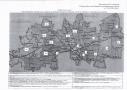 Графика схемы округов Тюменского района